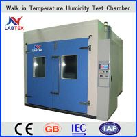 Walk in Temperature Humidity Test Chamber thumbnail image