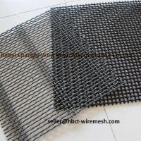 Wire Dia 0 . 3mm - 18mm Pre - Crimp Wire Mesh Heavy Duty Wire Mesh For Mine And Coal thumbnail image