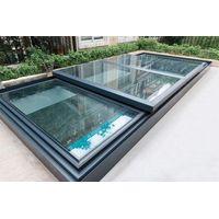 Better Ventilation Lighting Aluminum Alloy Skylight Window For Flat thumbnail image