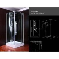 bathroom shower massage room ,steam shower cabin,shower enclosures