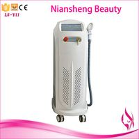 Professional 808 diode laser permanent hair removal machine