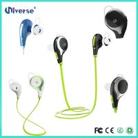 Newest Noise Cancelling Csr Wireless bluetooth Sweatproof Sport Earphones hot Sell New Bluetooth Hea thumbnail image