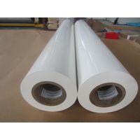 Polyethylene Woven Fabric Mirror Backing Film--CATII Mirror Film meets ANSI rules--ANSI film