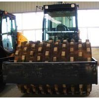 Hydraulic double drive single drum vibratory rollers with hug thumbnail image
