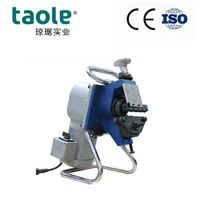 Portable Beveling Machines for both Pipe end and Metal Plate edge