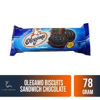 Olegamo Biscuits Sandwich 78gr