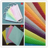 SS/SMS disposable non woven spunbond fabric for mask