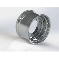Casting Low Pressure Aluminum Alloy Wheels thumbnail image