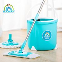 Round Single Bucket Spin Floor Magic Mop Panda M5