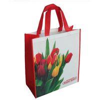 Picture print laminated non woven bag