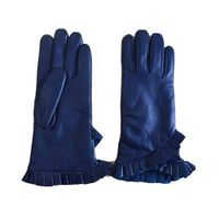 Leather gloves women thumbnail image