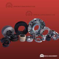 Brake flange - Custom steel flange - CNC Machining Service thumbnail image