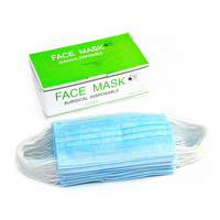 Disposable surgical medical face mask thumbnail image