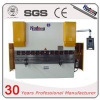 Easily operate CNC automatic hydraulic plate bending machine