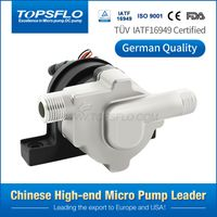 Stainless Steel Hot water 110 Celsius Circulating water Pump