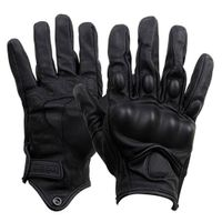 Sheep Leather Motorcycle Gloves for Men(022) thumbnail image