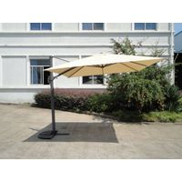 3X3M  Aluminum Roma Luxury Umbrella
