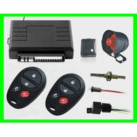 Auto car security alarm with central door lock ,trunk release