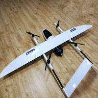 Sell VTOL Drone Fixed Wing UAV Gasline Inspection Drone thumbnail image