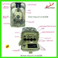 1080P waterproof SMS MMS hunting trail camera wholesale digital trail camera