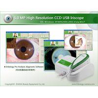 NEW 5.0 MP High Resolution USB Eye Iriscope,Iridology camera(EH-900U)