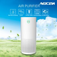 Agcen air purifier hepa filter design for formaldehyde removal air purifier dealer