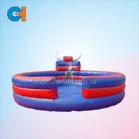 CH-DN-12 Inflatable Mechanical Bull Cushion/Mat/Pad