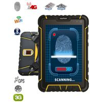 ST907 7 inch Android 5.1 OS rugged tablet PC with fingerprint scanner