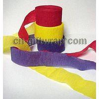Crepe Paper Streamer thumbnail image