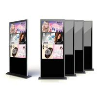 65 inch floor stand lED advertising player advertising display screen