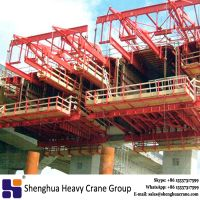 Balanced cantilever bridge concrete formwork form traveler price