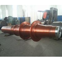 forged steel mill roll forged steel shaft open die forging thumbnail image