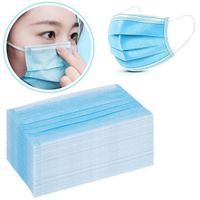 Non Woven Surgical Disposable Masks With Good Elastic Ear - Loop thumbnail image
