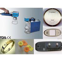 Fiber laser marking machine(c)