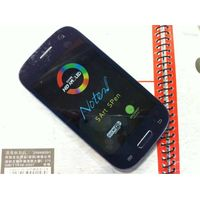Free shipment Android 4.0 1GHZ mobile phone I9300 Dual cameras Dual sim WIFI 4.0 Inch capacitive tou