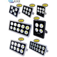 LED FLOOD LIGHT with reflectors