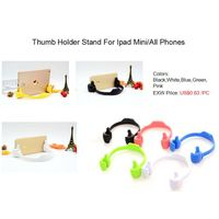 Creative Thumb Phone Desktop Holder Stand Mount for iPad Air 2/3/4/5 Mini iPhone