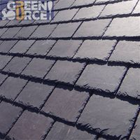Green Source roofing stone slab antique slate shingles