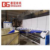 Tubular heat setting machine is one professional textile finishing machine for tubular fabric proces