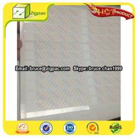 Master signature strip,signature panel sticker,master signature panel