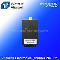 VW2500A 2.4GHz rs232 rf smart home relay transceiver module thumbnail image