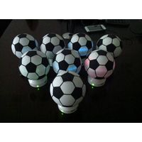 NEW product -Soccer Ball Shaped Speaker Football Speaker for World Cup
