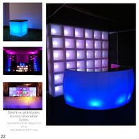 LED Indoor/Outdoor Lighting.