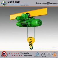 High Working Efficiency 380V Wire Rope Electric Hoist
