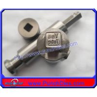 9*9mm YOUTUBE Imprint Pill Die Set for ZP9 Rotary Tablet Press Machine