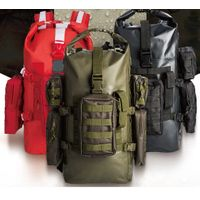 Army waterproof backpack