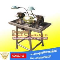 Dual end gem machine agate equipment thumbnail image