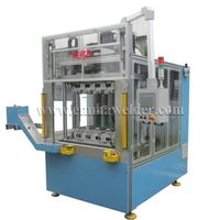 Hot plate welding machine for auto expansion kettle thumbnail image