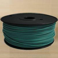 ABS Plastic Filament Dark Green 1kg (2.2lb) Spool for Personal 3D Printer