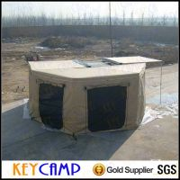 270 degree awning camping for cars outdoor fox wing awning 4wd canvas awning